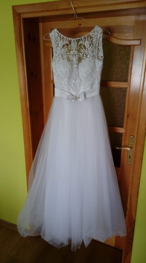 Wedding Dress white