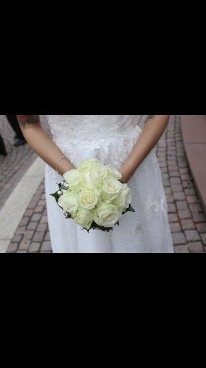 Amera Vera Vestido de novia blanco