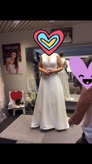 cinderella Vestido de novia multicolor