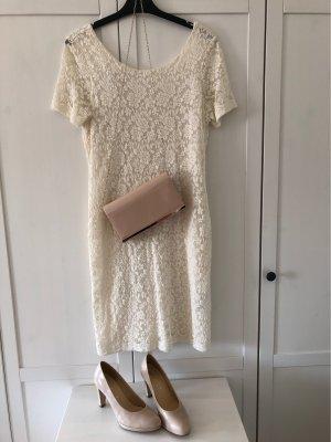 Esprit Wedding Dress natural white cotton