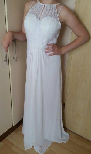 Brautkleid AbendKleid 36 mit Spitze.