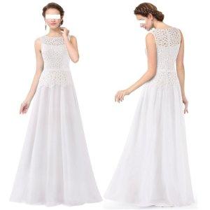 Brautkleid Abendkleid ivory 40 neu