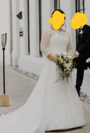 Amelie & Amelie Robe de mariée blanc