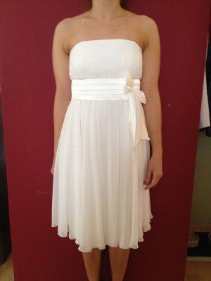 Brautkleid / Bustierkleid elfenbein Gr. 38 NEU von Amera Vera