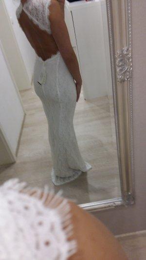 Eve Robe de mariée blanc-blanc cassé