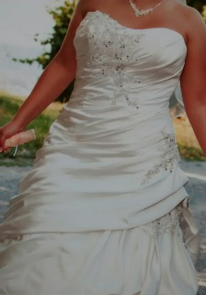 Milano Robe de mariée blanc