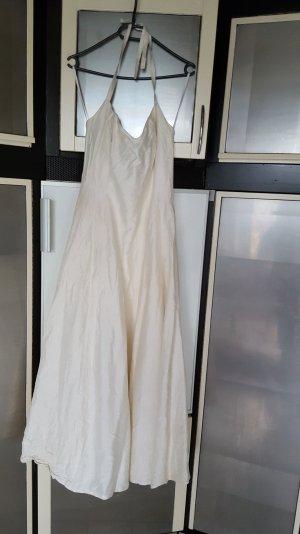Brautkleid cremefarben 36/38 sehr elegant