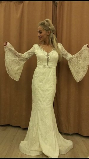 Brautkleid edel