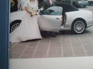 Brautkleid elfenbein