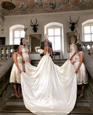 Brautkleid Elie Saab, Haute Couture - Designerkleid - gekauft bei DaVinci Stuttgart