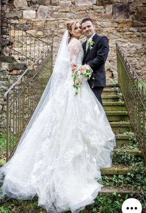Brautkleid Enzoani Dabra