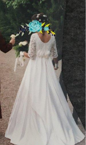 Lilly Robe de mariée crème