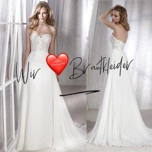 """❤️ Brautkleid """"Filipa"""" von White One, aus dem Hause Pronovias - Sample-Dress - Brautkleid, Hochzeitskleid von Glücksgefühl wedding & more"""