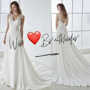 """❤️ Brautkleid """"Fiorela"""" von White One, aus dem Hause Pronovias - Sample-Dress - Brautkleid, Hochzeitskleid von Glücksgefühl wedding & more"""