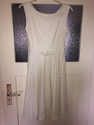 Robe de mariée multicolore polyester