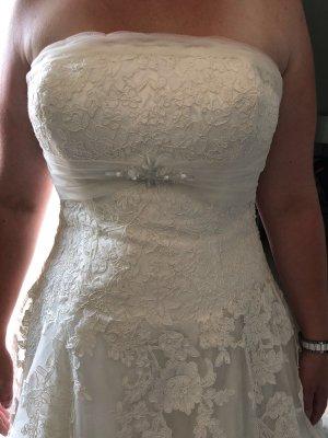 Brautkleid Größe 42-44