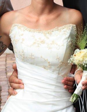 Brautkleid, Hochzeitskleid Alteza Gr. 38 - Preisnachlass