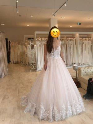 Brautkleid / Hochzeitskleid der Marke Luna Novias / Pronovias