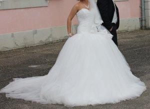 Brautkleid Hochzeitskleid Einzelstück Größe 34-38
