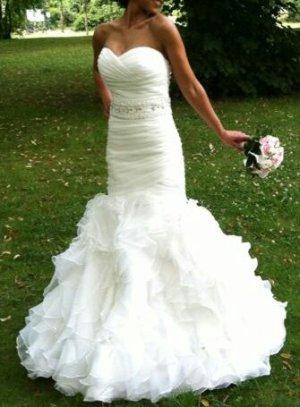 Brautkleid Hochzeitskleid Gr.34 - 36 der Marke PRONOVIAS bei Balayi gekauft