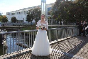 Brautkleid / Hochzeitskleid Lilly