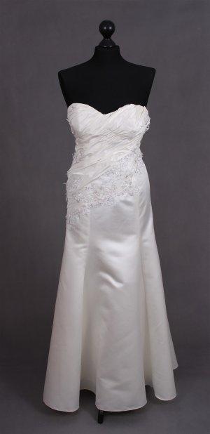 Brautkleid Hochzeitskleid Meerjungfrau XS 32 34