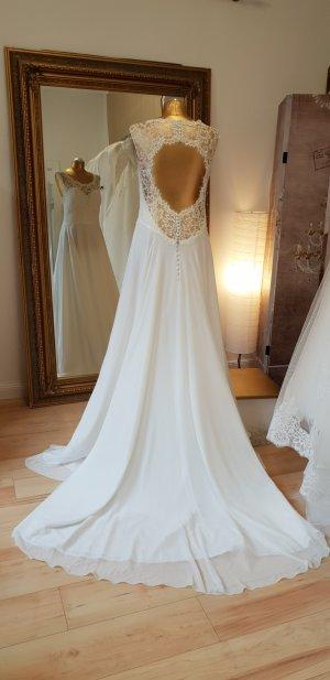 Brautkleid Hochzeitskleid NEU Gr 38/40 ivory