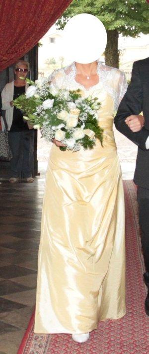 Brautkleid Hochzeitskleid Vanille Gr. 36