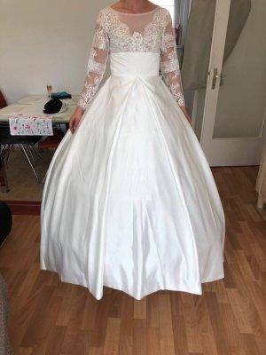 Brautkleid im Stil von Jesus Peiro 8004 - 34/36