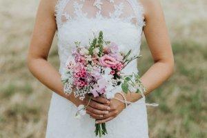 Brautkleid im Vintage-Stil