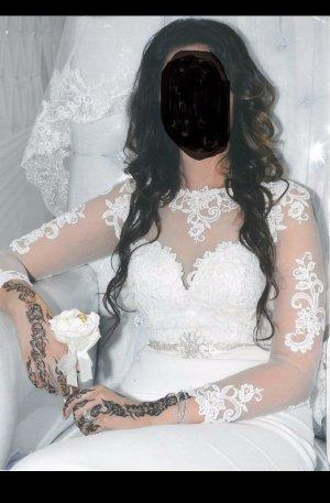 Brautkleid in Gr. 38