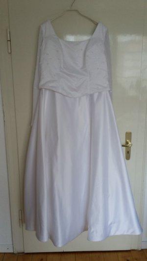 Wedding Dress white polyester