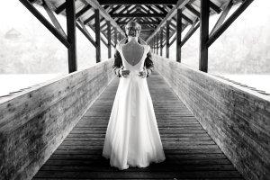 Brautkleid Ivory Gr. 36