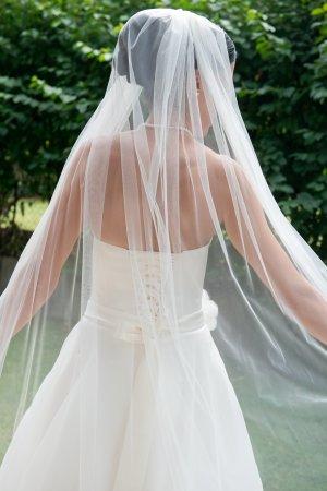 Brautkleid ivory Gr 36