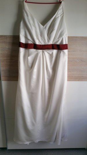 Brautkleid ivory Große Größe