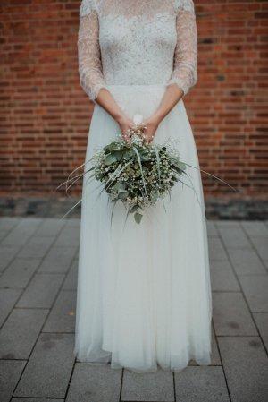 """Brautkleid """"Joy"""" von Designerin Anna Kara, 36, Vintage"""