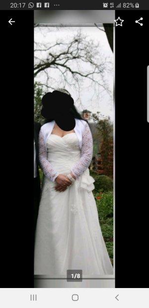 Kleemeier Hof Wedding Dress natural white