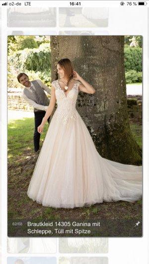 Kleemeier Hof Robe de mariée blanc cassé