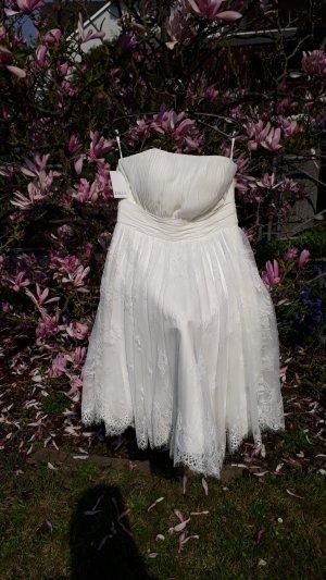 Brautkleid kurz, Standesamtkleid