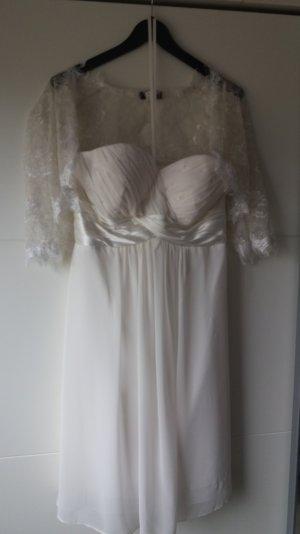 Brautkleid kurz ungetragen