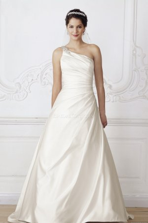 Brautkleid LILLY one shoulder