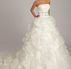 Brautkleid Lisa Donetti, Gr. 36-40, wie neu, NP: 1.800€