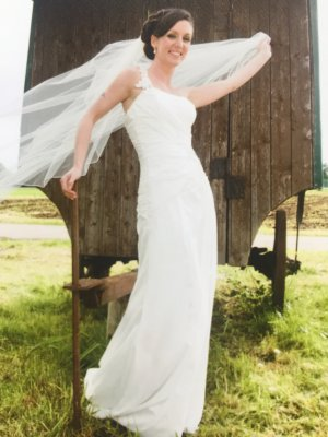 0039 Italy Wedding Dress natural white-white silk
