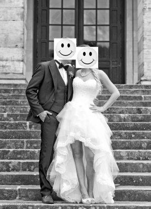 Brautkleid mal anders