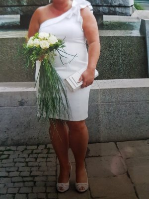 Apart  glamour Vestido de novia blanco