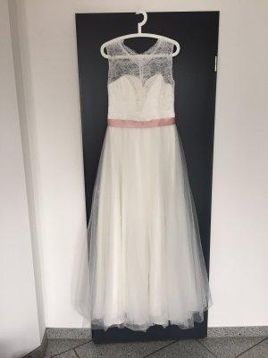 Atelier Vestido de novia blanco-blanco puro