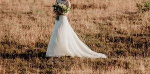 Brautkleid Modeca - Kleid Amy, Boho * Vintage