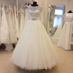 Brautkleid neu Gr 36