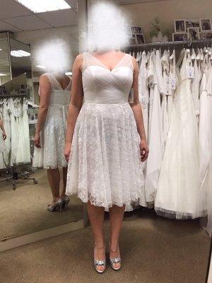 0039 Italy Wedding Dress white