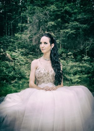 Brautkleid *Prinzessinnen Kleid*